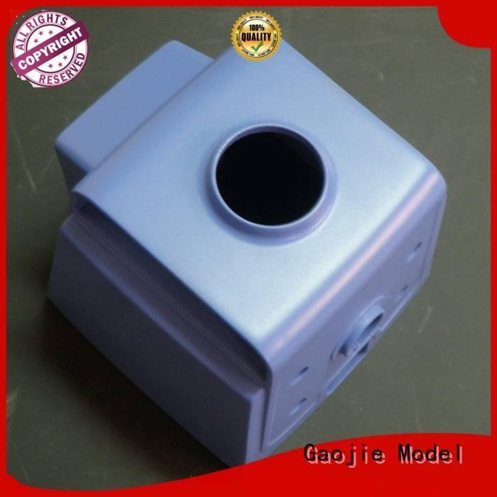 3d printing prototype service products industrial Gaojie Model Brand