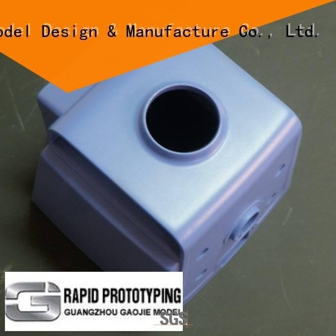Gaojie Model trading prototyping competitive 3d printing prototype service building