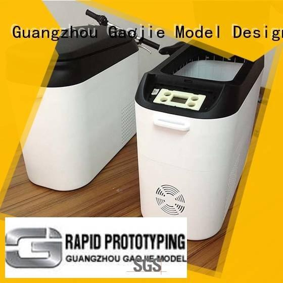 custom demand machining Gaojie Model Plastic Prototypes