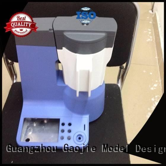 cnc plastic machining toys custom plastic fabrication Gaojie Model
