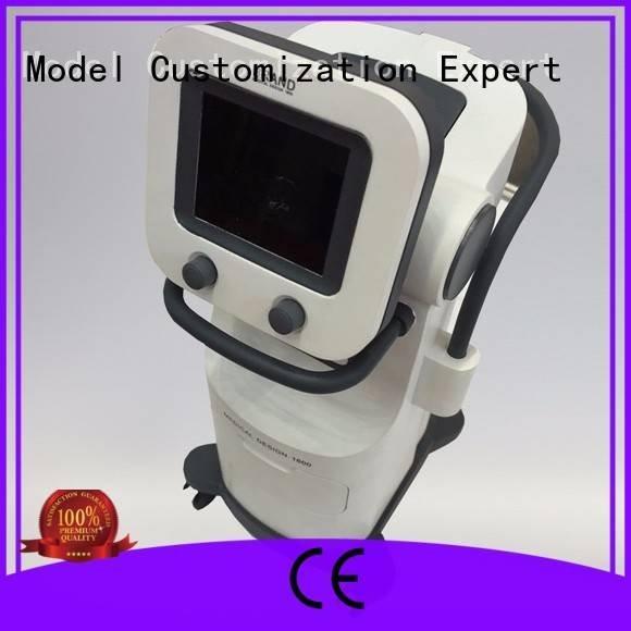 concept toys metal Gaojie Model cnc plastic machining