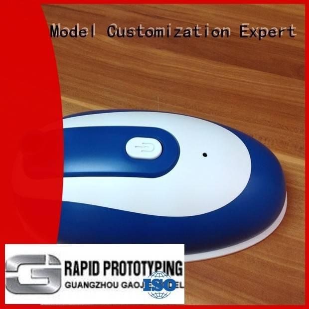 plastic prototype service precision Plastic Prototypes Gaojie Model Brand
