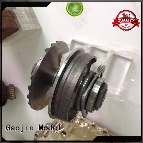 metal rapid prototyping models Metal Prototypes tooling Gaojie Model