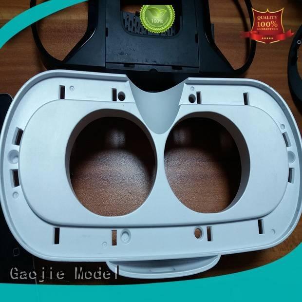 steel box rapid custom plastic fabrication Gaojie Model