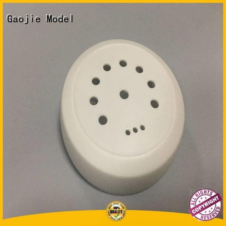 volume casting transparent Gaojie Model vacuum casting
