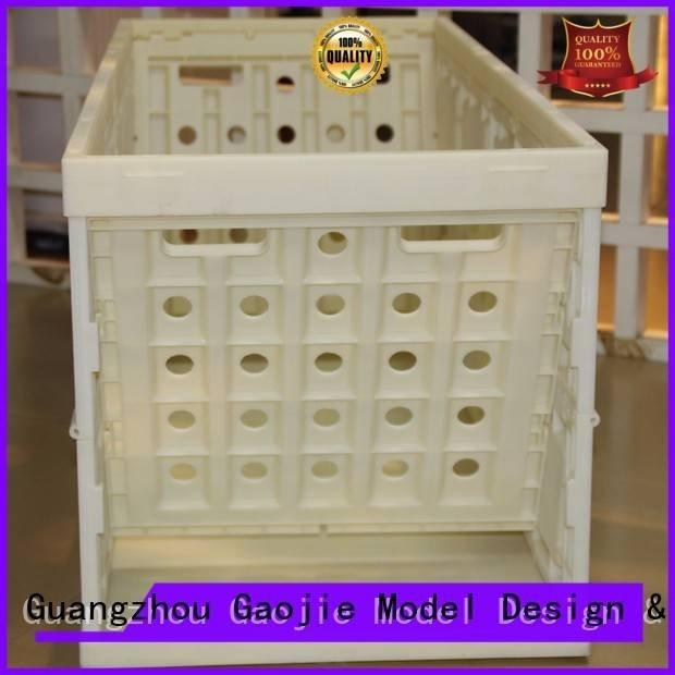 plastic prototype service molding water Plastic Prototypes Gaojie Model Brand