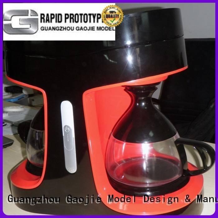 plastic prototype service fan fast refrigeration Gaojie Model
