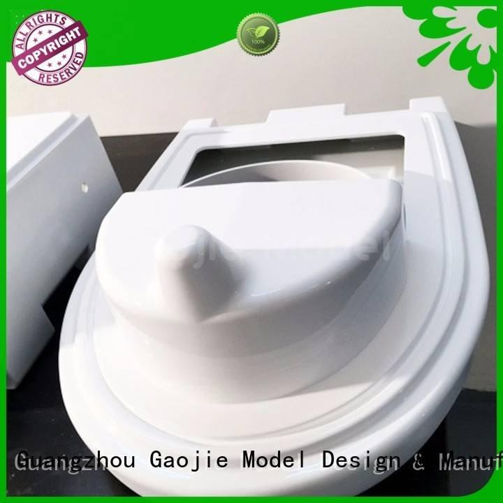 cnc plastic machining products energy OEM custom plastic fabrication Gaojie Model