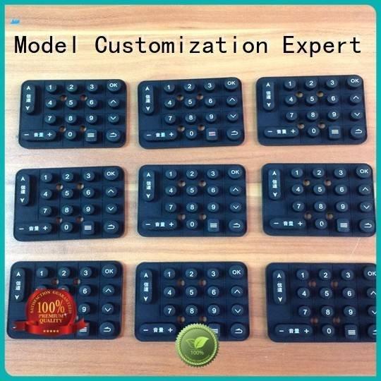 Wholesale batch prototypes vacuum casting Gaojie Model Brand