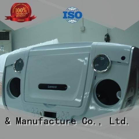 Gaojie Model Plastic Prototypes company fast cnc precision