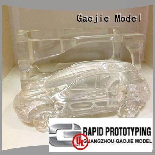 high cups plastic Gaojie Model 3d print transparent plastic