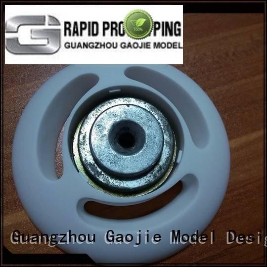 plastic prototype service delivery Plastic Prototypes Gaojie Model Brand