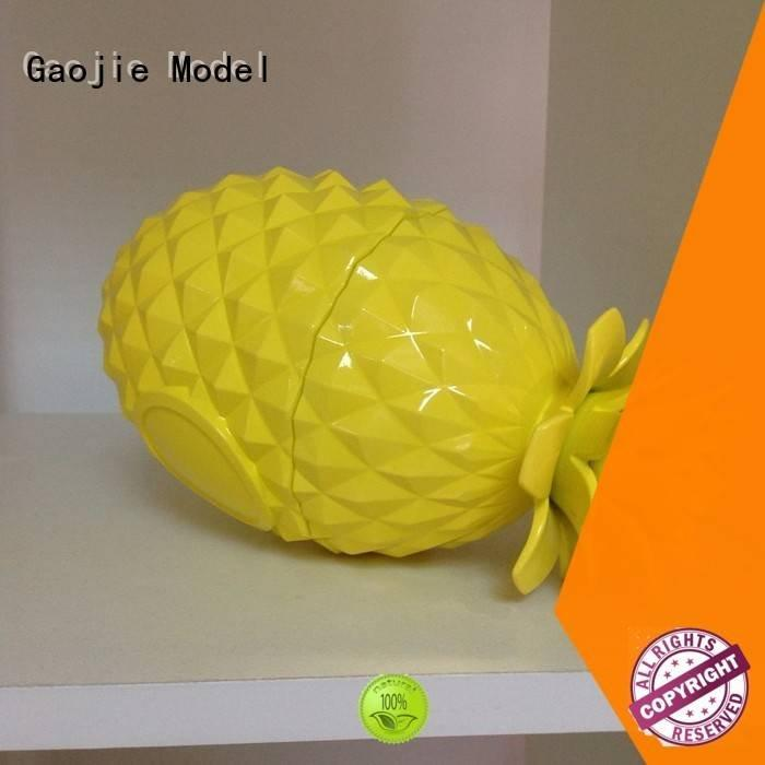 Quality 3d printing prototype service Gaojie Model Brand models 3d printing companies