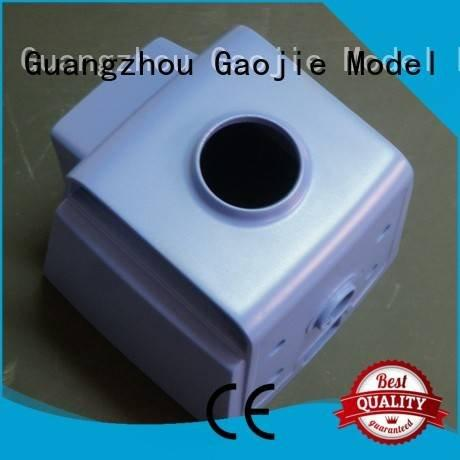 Gaojie Model 3d printing prototype service machining modeling products