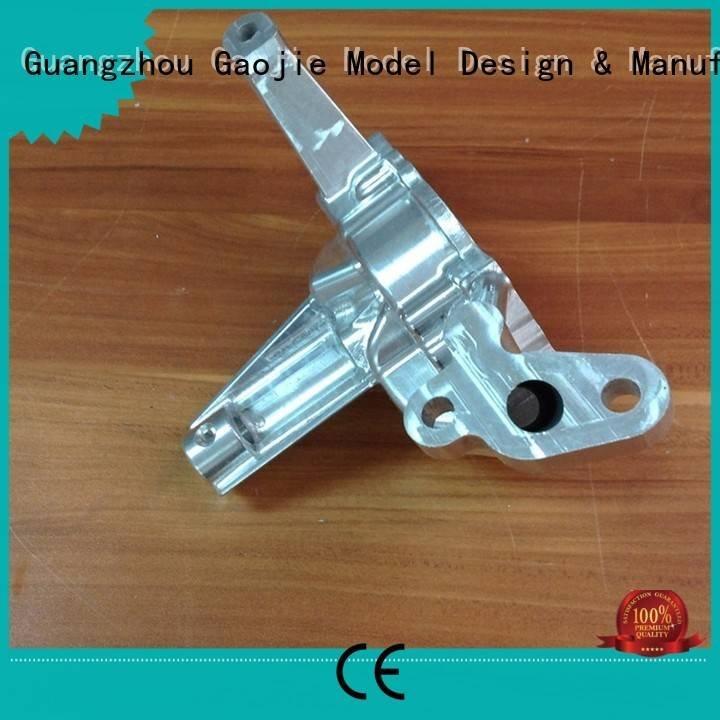 OEM metal rapid prototyping terminal fitting machining Metal Prototypes